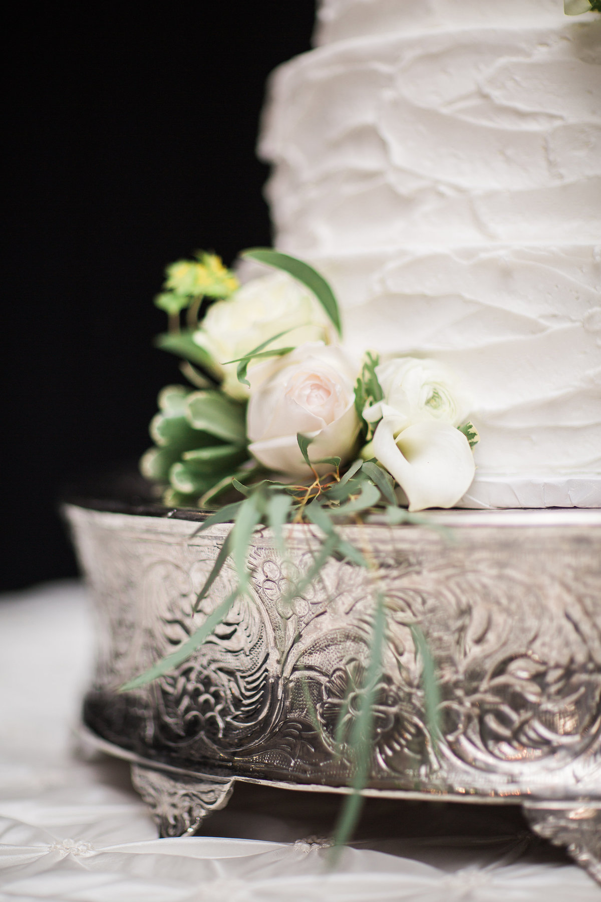 Ardmore Convention Center Wedding Cake