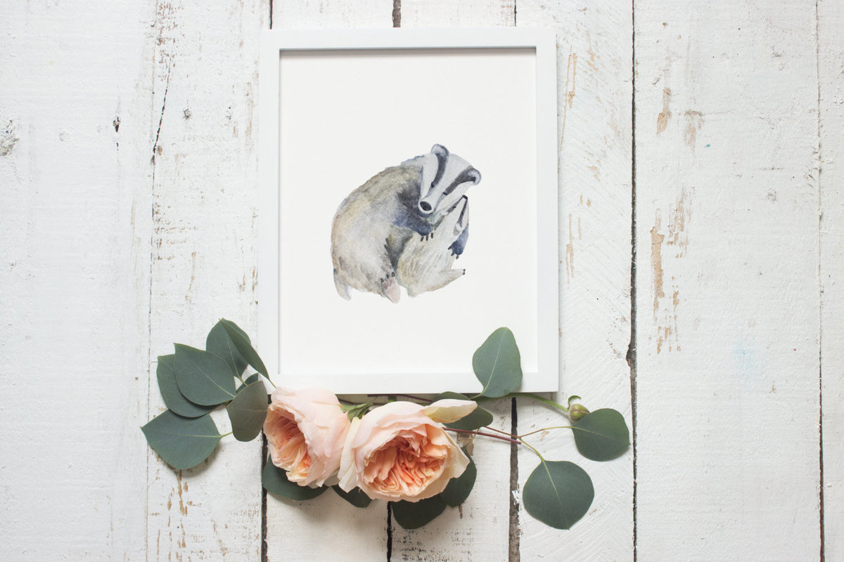 Badger_Mommy_And_Me_Forest_Animal_Nursery_Watercolour_Digital_Download_Art_-_Nursery_Gallery_-_Fores-473280597-_1