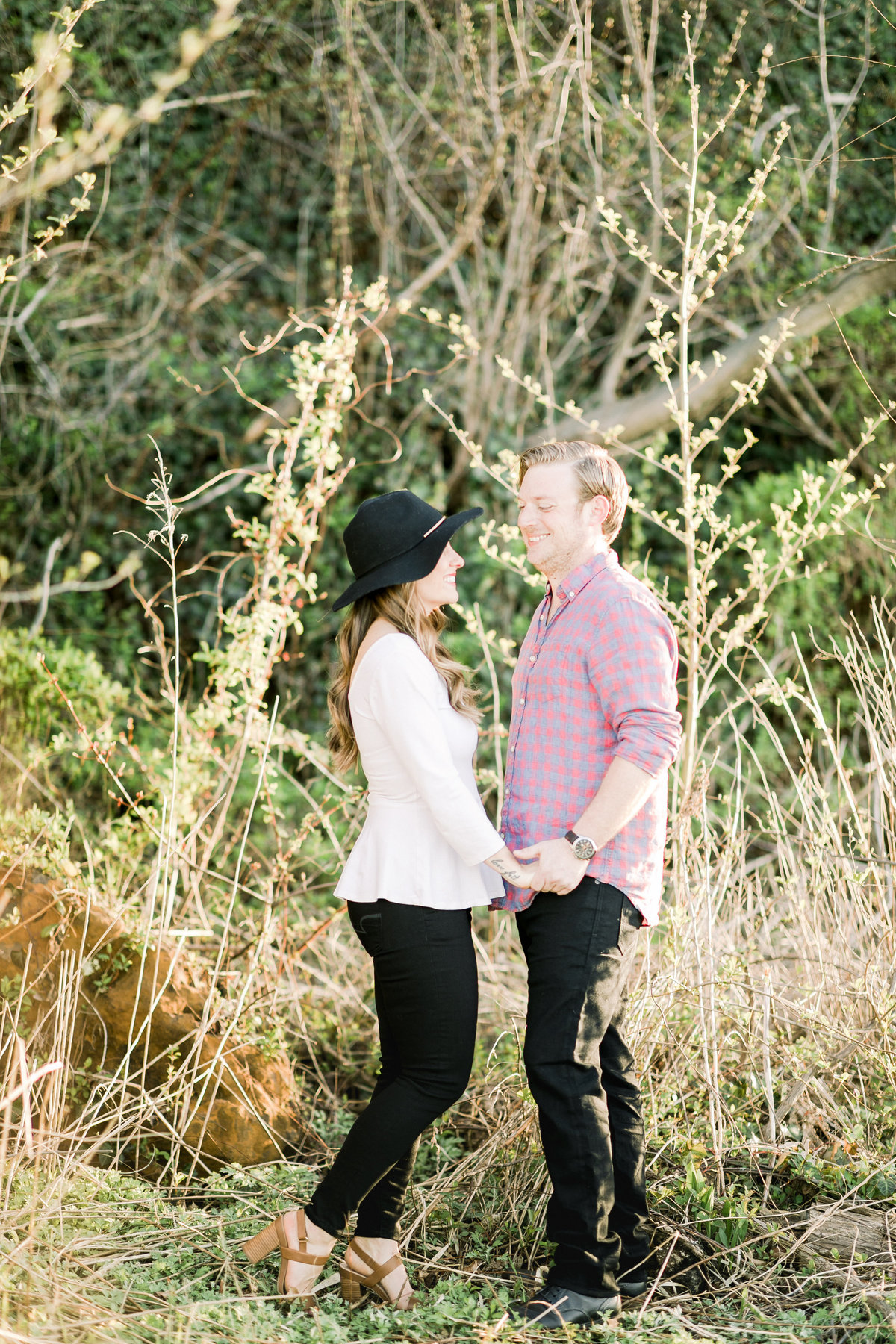 Ashley & Lou_Engaged_Path_1108