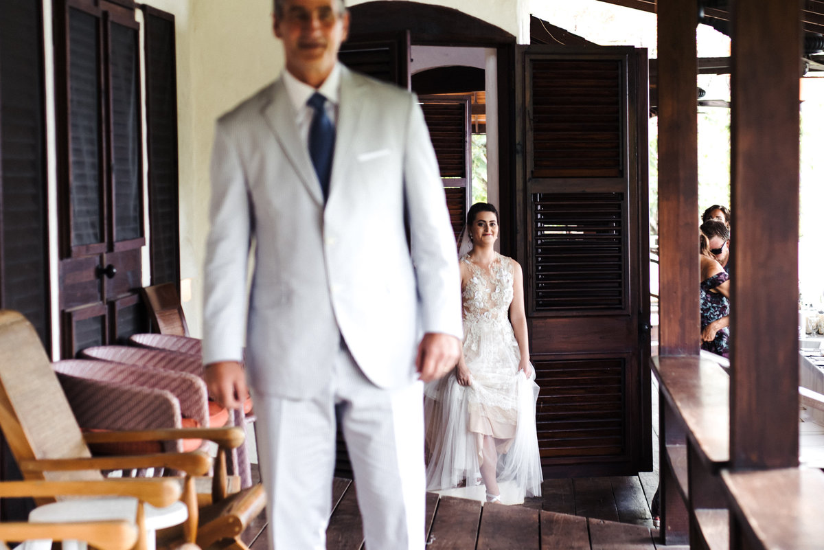 Cap Maison St Lucia Destination Wedding - 066