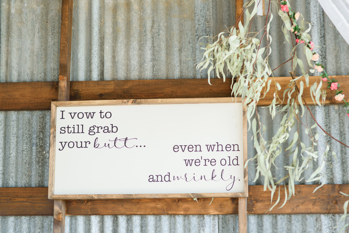 Marquette-LaRee-Funny-Wedding-Sign