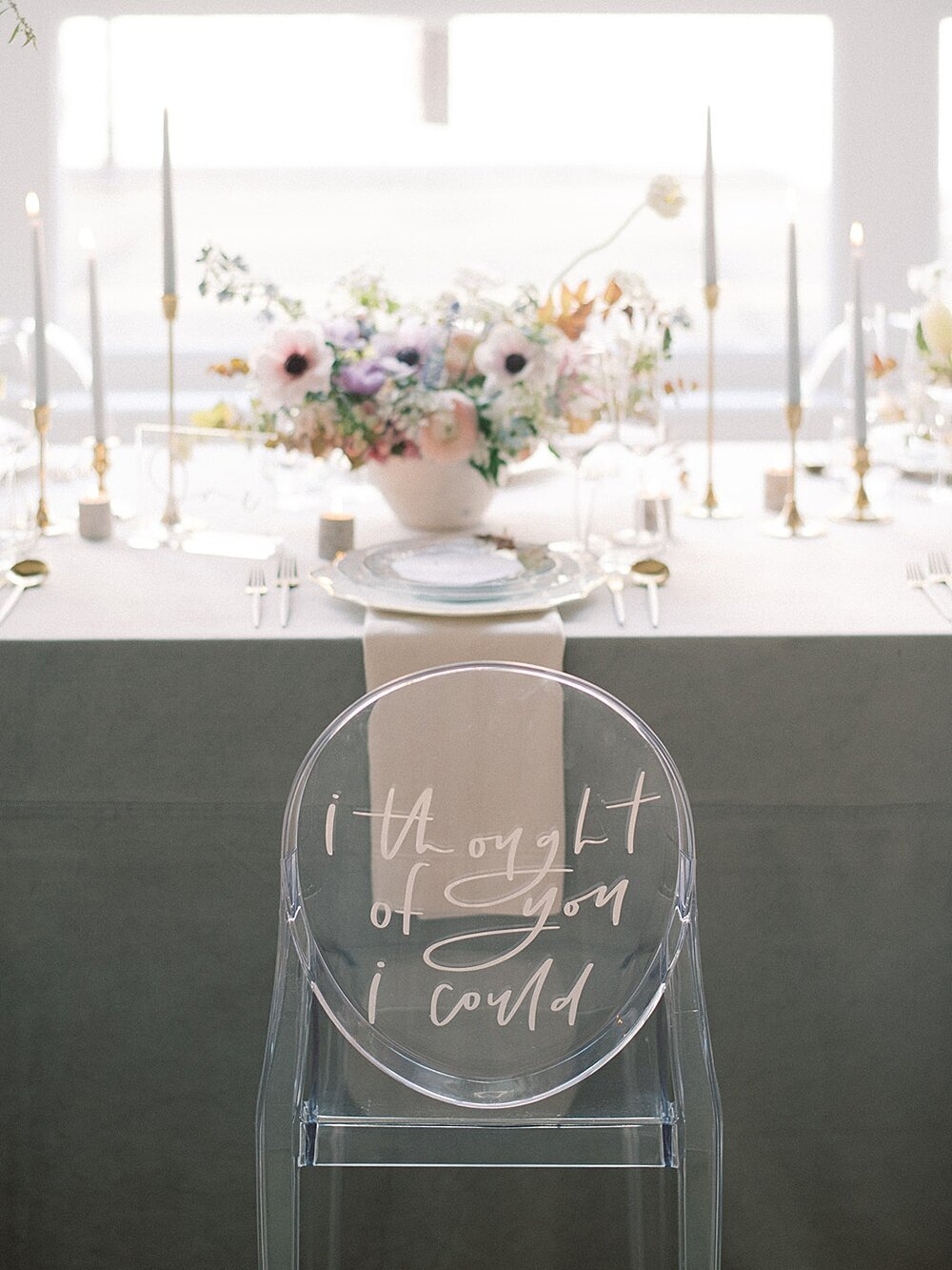 Modern-love-event-leigh-and-mitchell-acrylic-chairs-wedding-quote-ideas