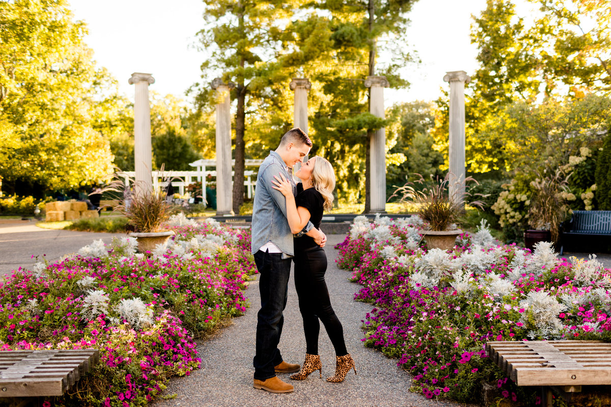 Caitlin and Luke Photography Wedding Engagement Luxury Illinois Destination Colorful Bright Joyful Cheerful Photographer 313
