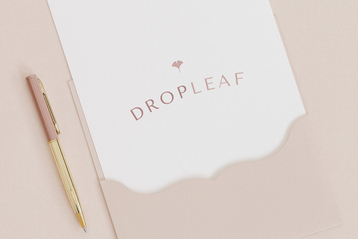 dropleaf-communications-branding