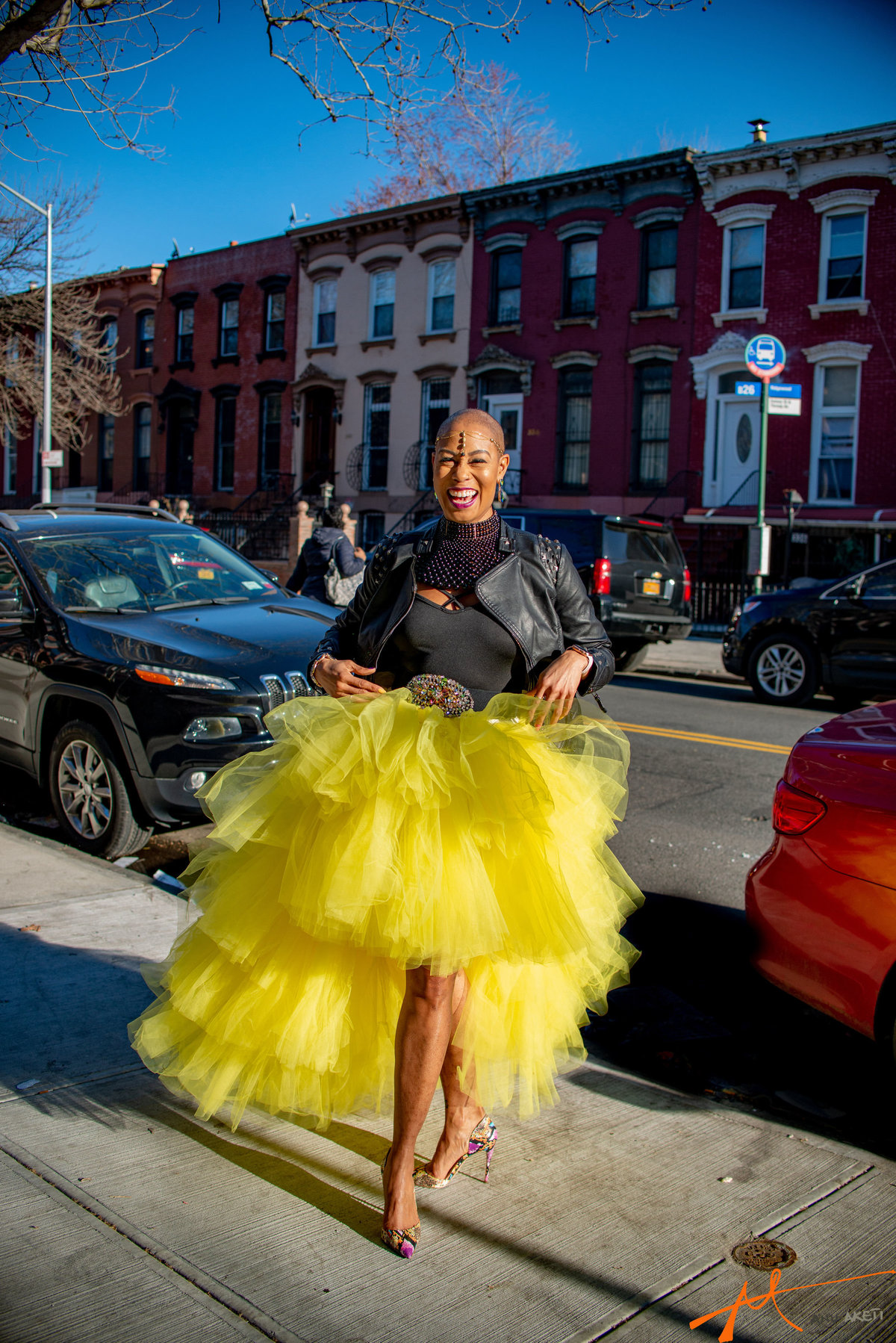 Tutus, Ties, & Tequila Themed Birthday Party held in Brooklyn New York.