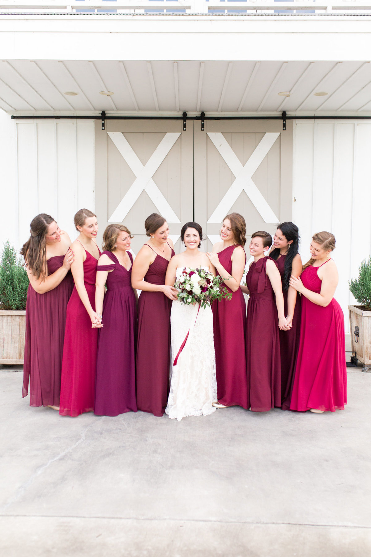 Dallas Wedding Photographers | Sami Kathryn Photography | Portfolio: Nick & Sam Wedding | The Nest at Ruth Farms