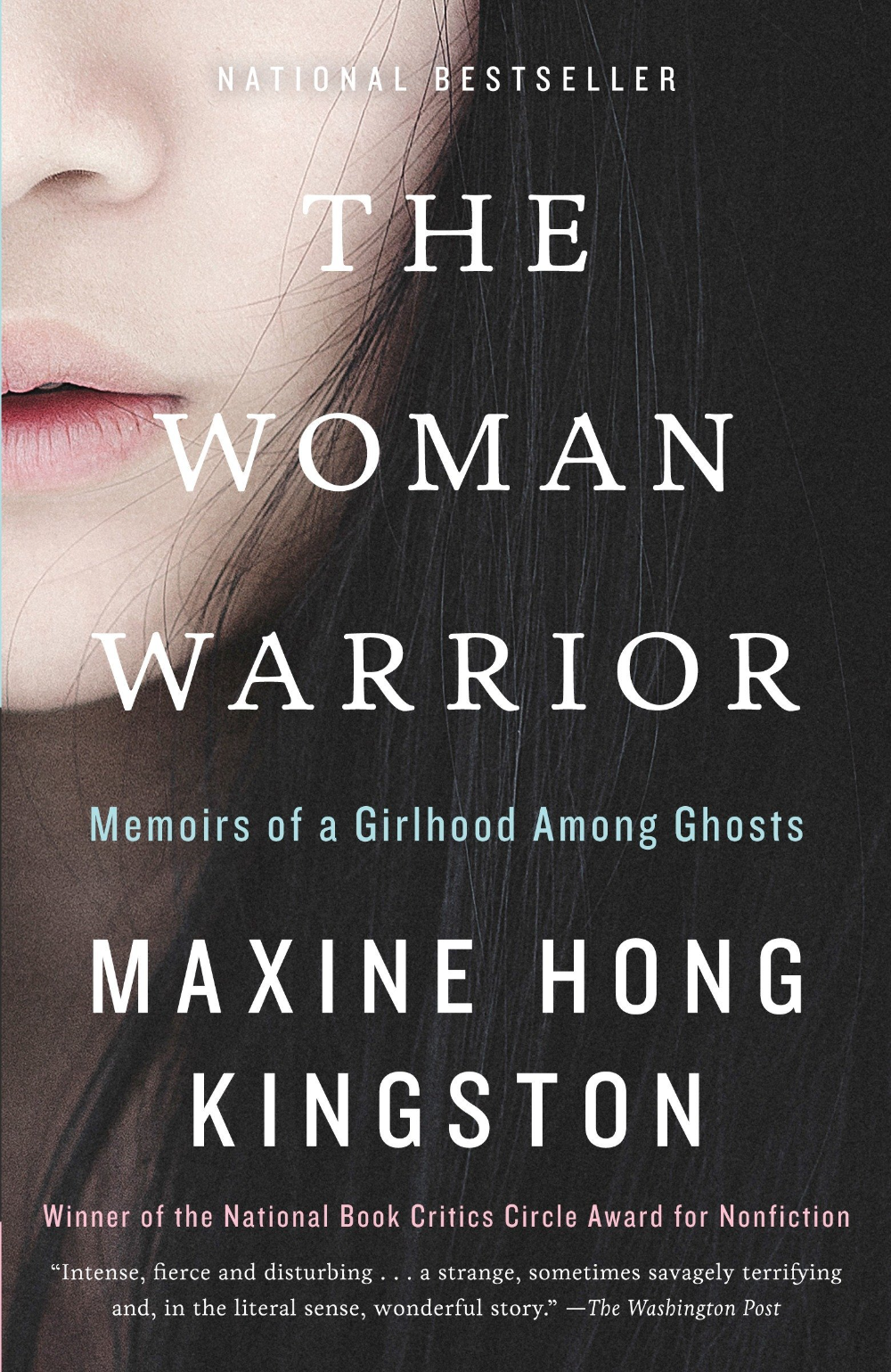 The Woman Warrior_ Memoirs of a Girlhood Among Ghosts_ Kingston, Maxine Hong_ 0000679721886_ Amazon_com_ Books