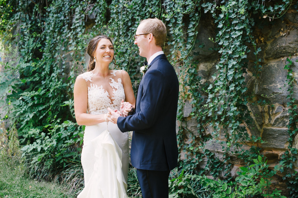 Joyful Bride Greystone at Piedmont Park wedding