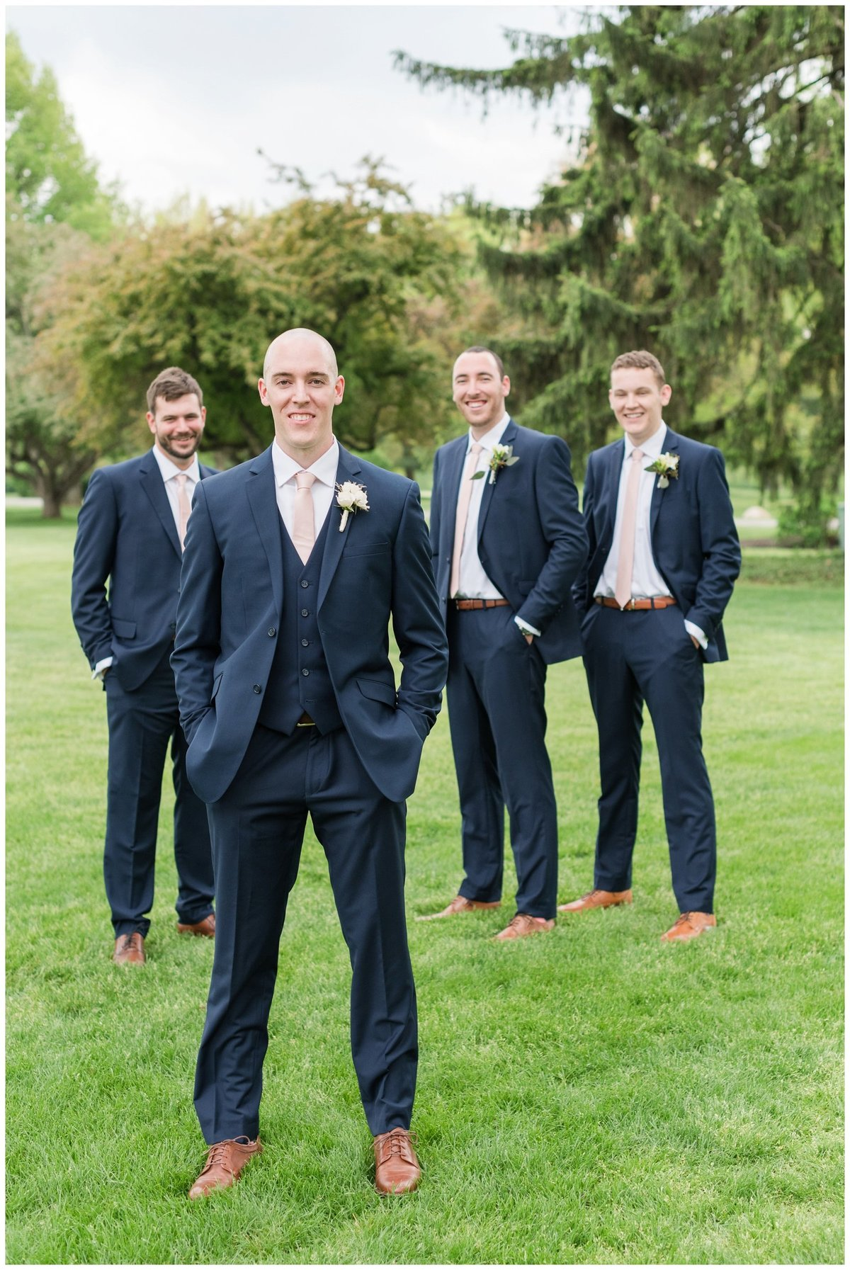 columbus ohio wedding photos brookside golf and country club outdoor wedding_0045