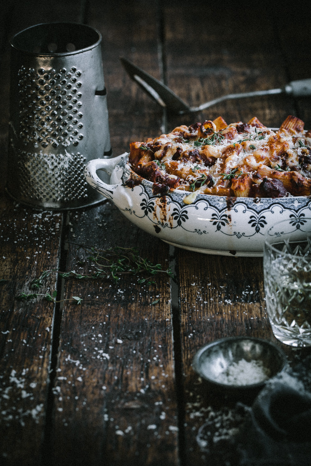 Pork & Red Wine Rigatoni Bake - Anisa Sabet - The Macadames - Food Travel Lifestyle Photographer-71