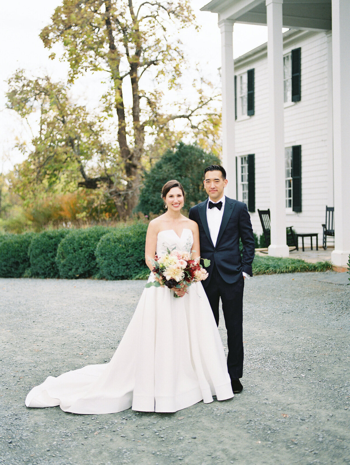 Virginia Wedding Photographer Robert Aveau for © Bonnie Sen Photography