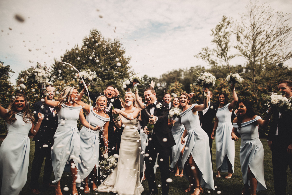 Gervasi Vineyard wedding planned by Sirpilla Soiress, a Columbus Ohio wedding planner