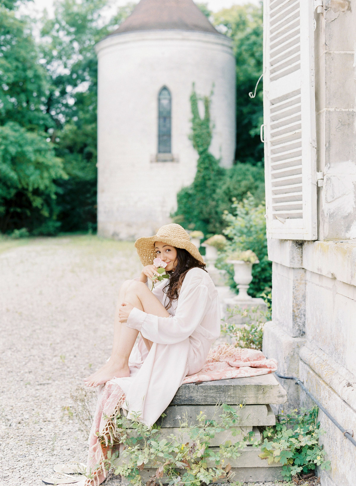 Intimate french champagne chateau wedding amelia soegijono0016