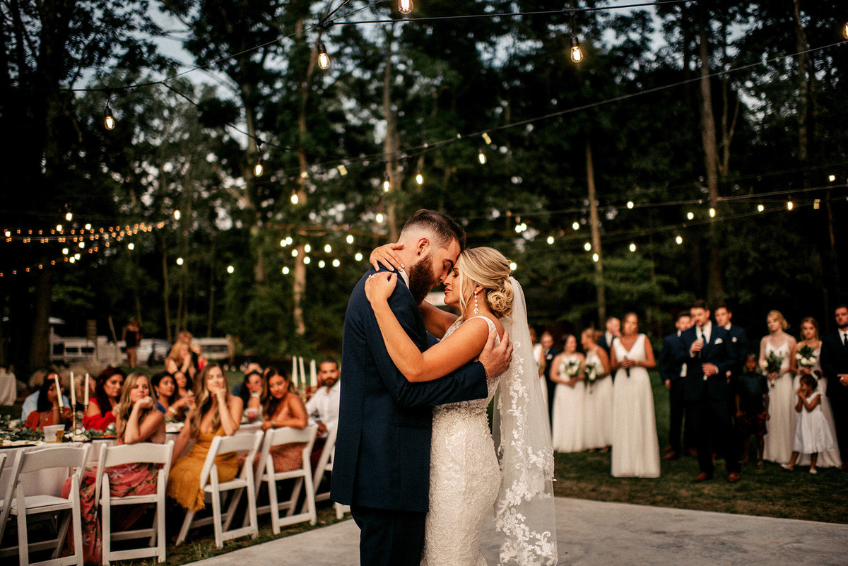 Boho Outdoor Wedding Photography