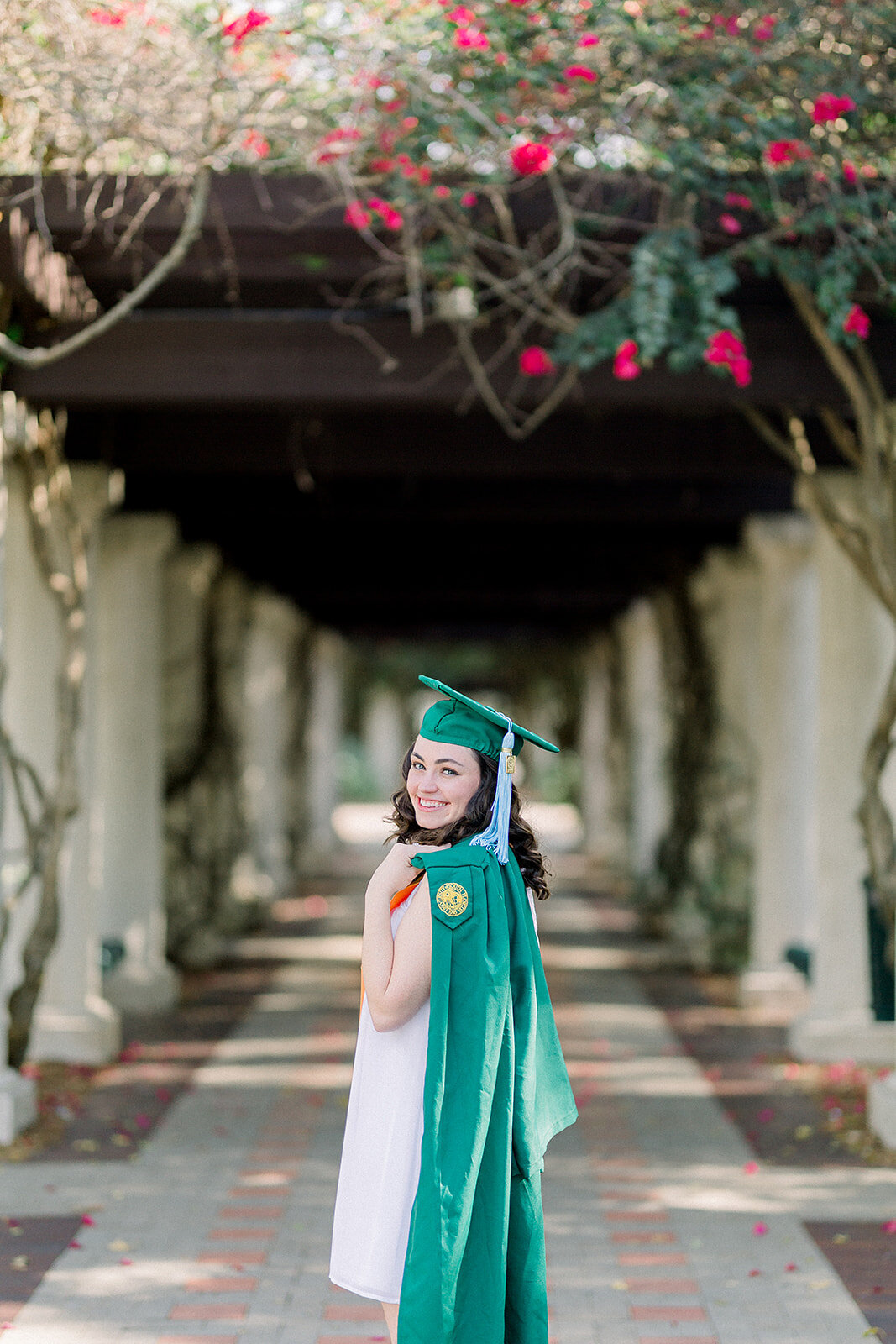 Cassidy Nathanson USF Tampa Senior Portrait Photographer Casie Marie Photography-91