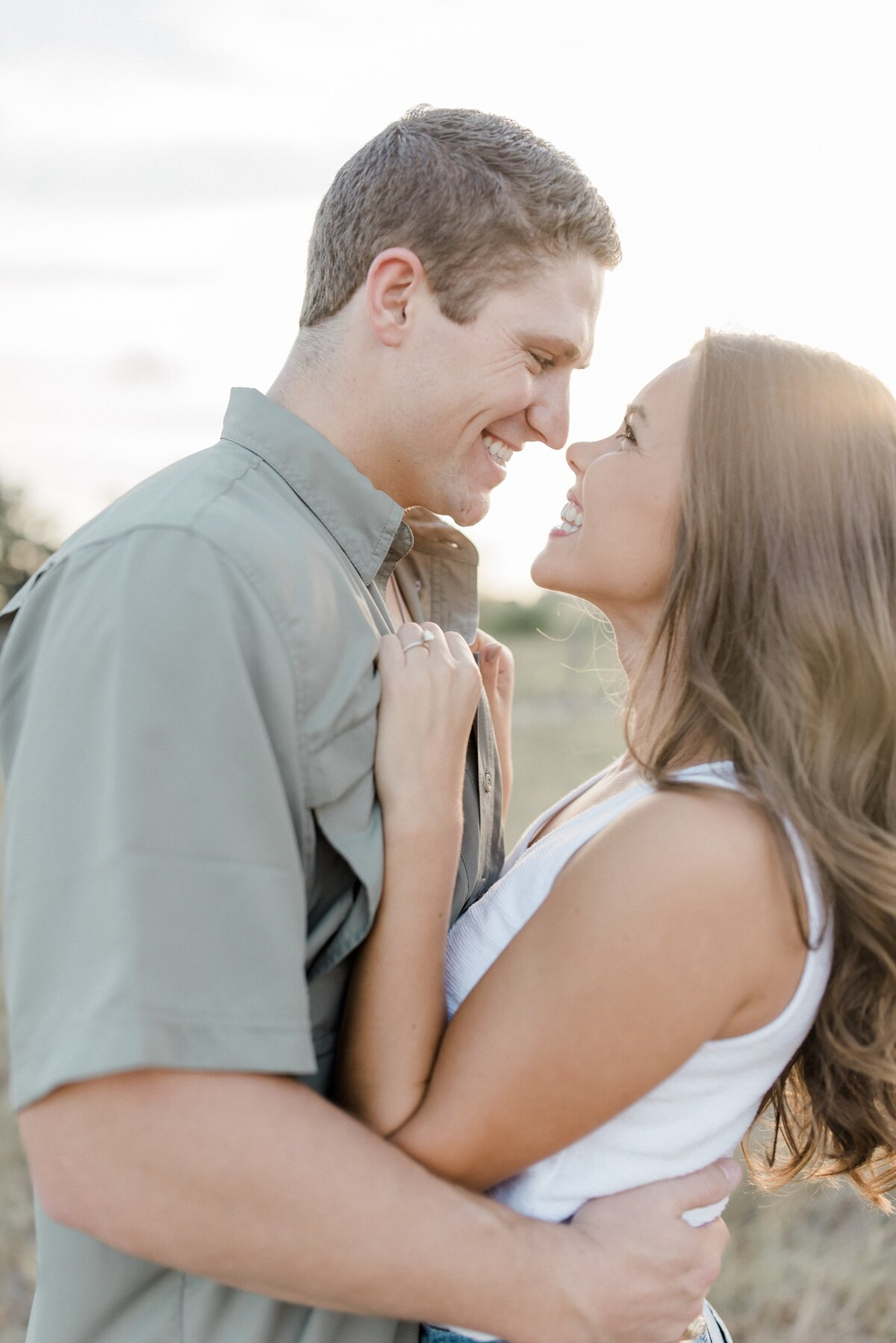 Oudoor Texas Engagement Session | Patti Darby Photography 15