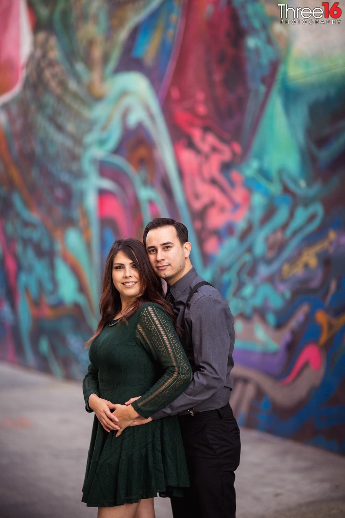 Yost Theater Engagement Photos Santa Ana Orange County Weddings Professional Photography Urban
