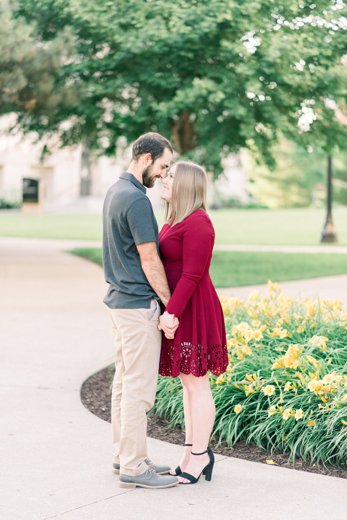 iowa wedding photographer - annika and kevin iowa city engagement pictures-43
