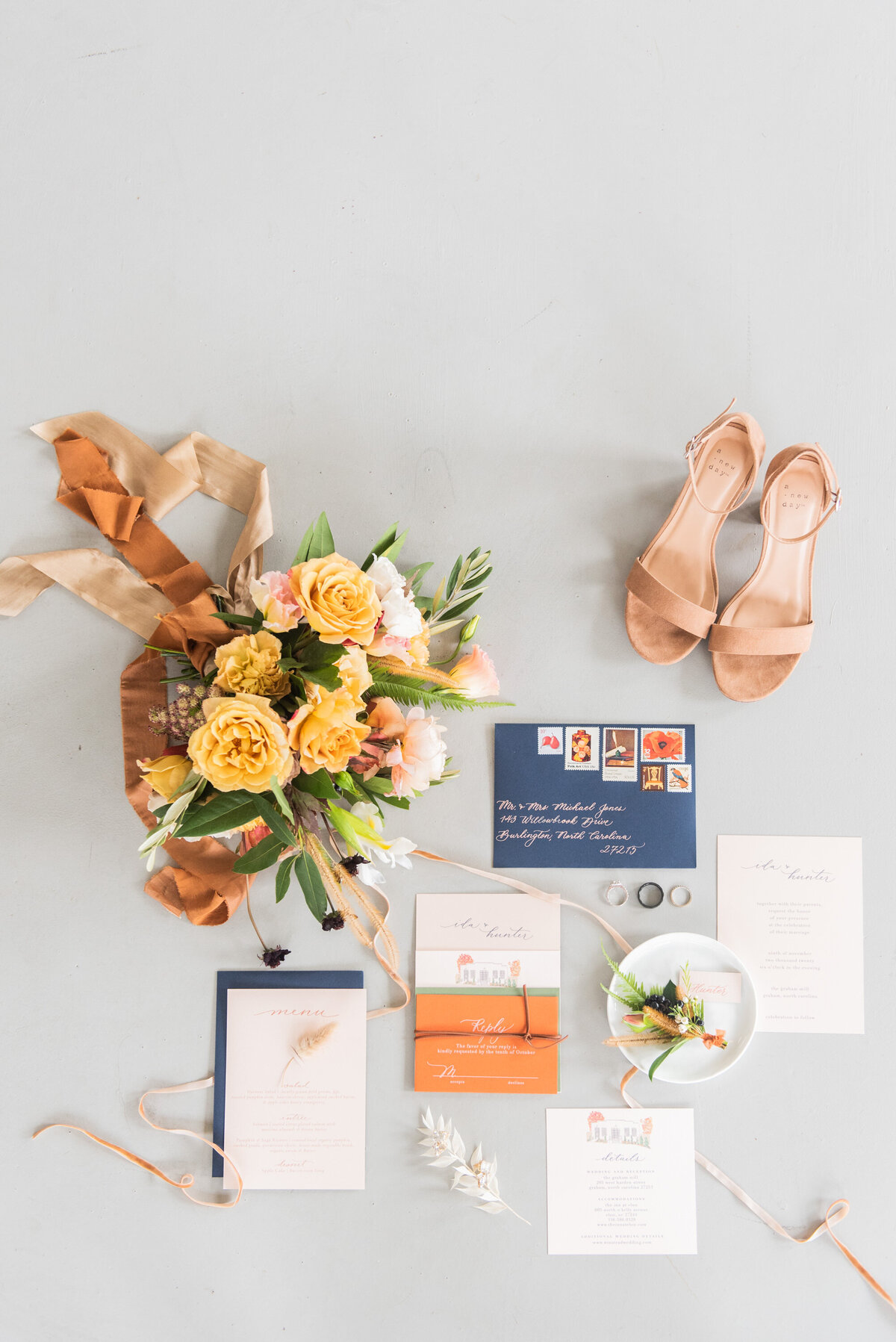 Madalyn Yates Photography Graham Mill Editorial Styled Wedding-24