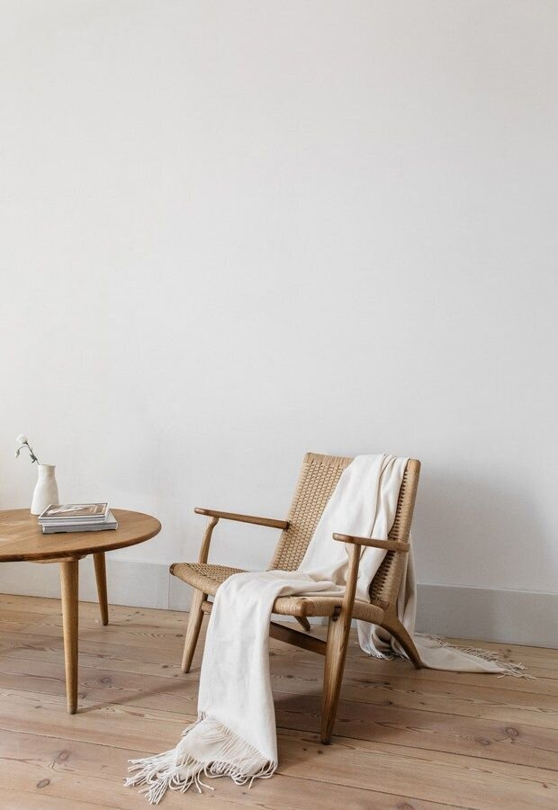 Interior Fixation_ Scandinavian Minimal — Milk White Moon