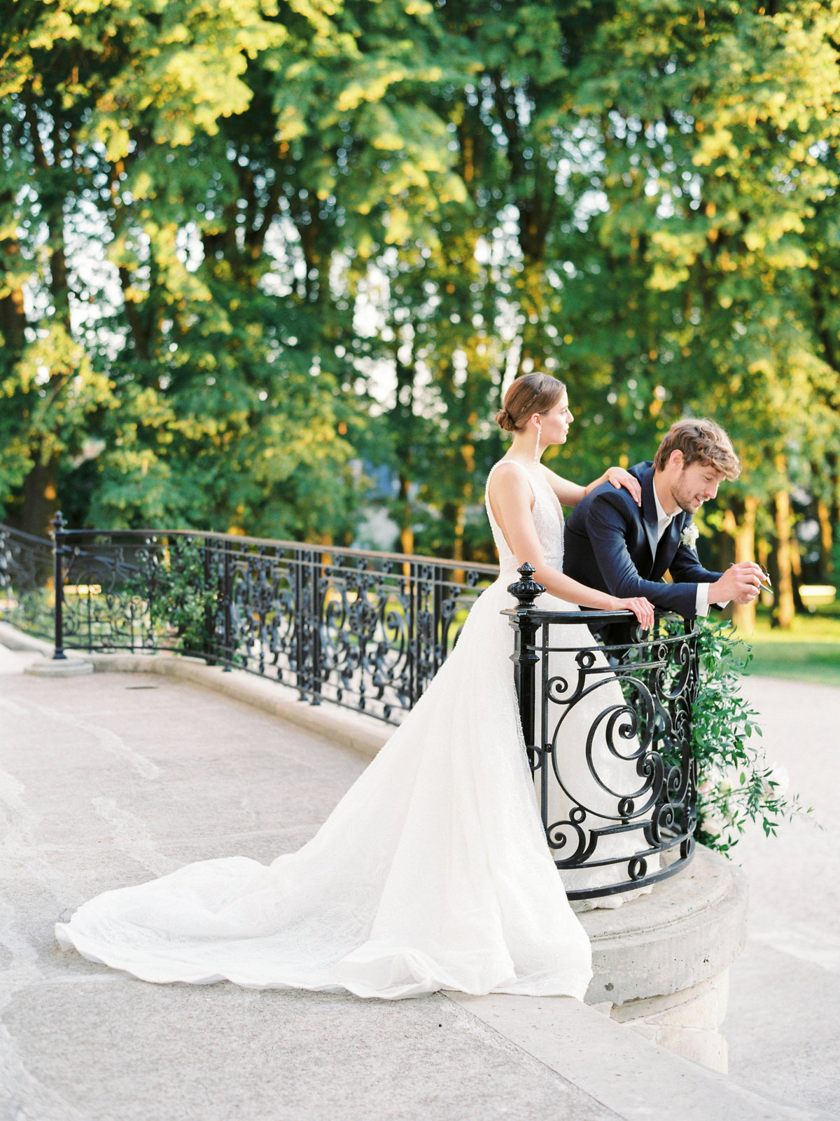 Luxurious french chateau wedding amelia soegijono0031