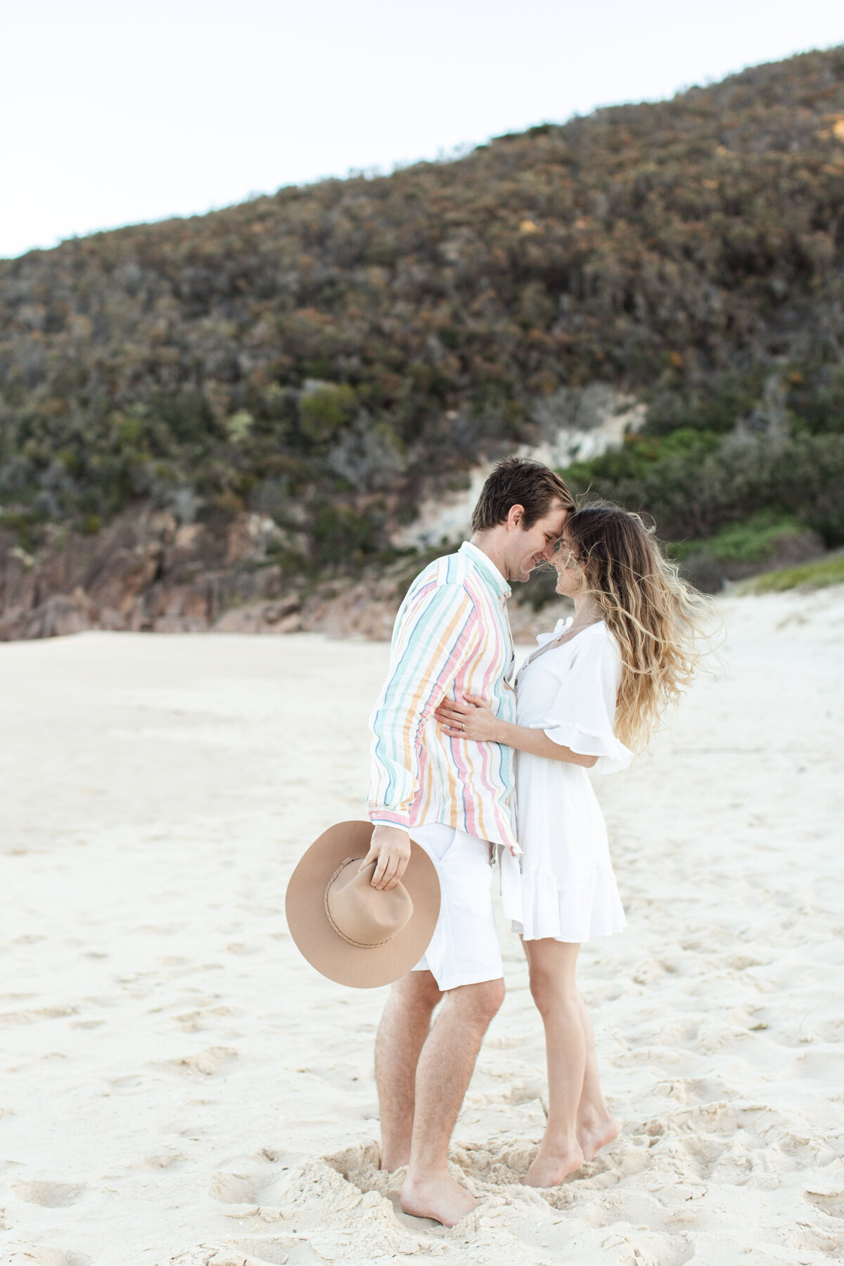 Newcastle NSW Wedding Photographer, Port Stephens Zenith Beach, Hunter Valley Photographer - Fine Art Film Wedding Photographer - Sheri McMahon -00017