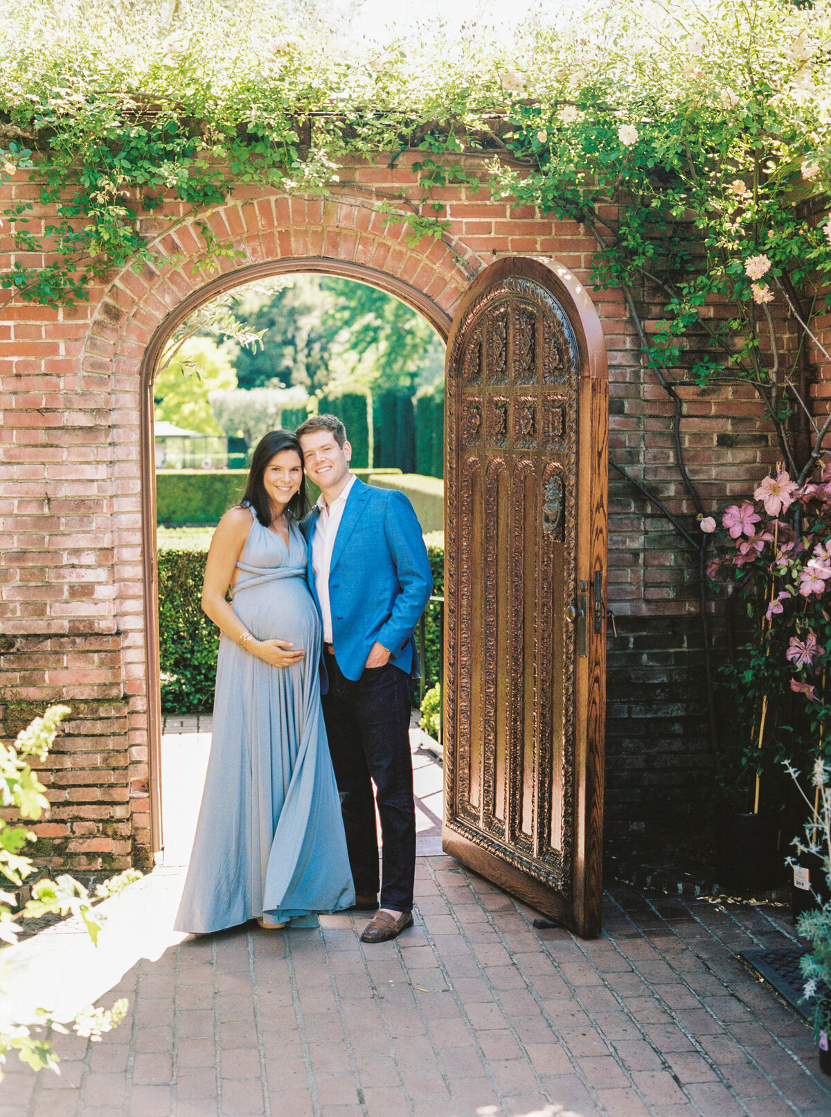 Olivia Marshall Photography-Filoli Maternity Photos-20