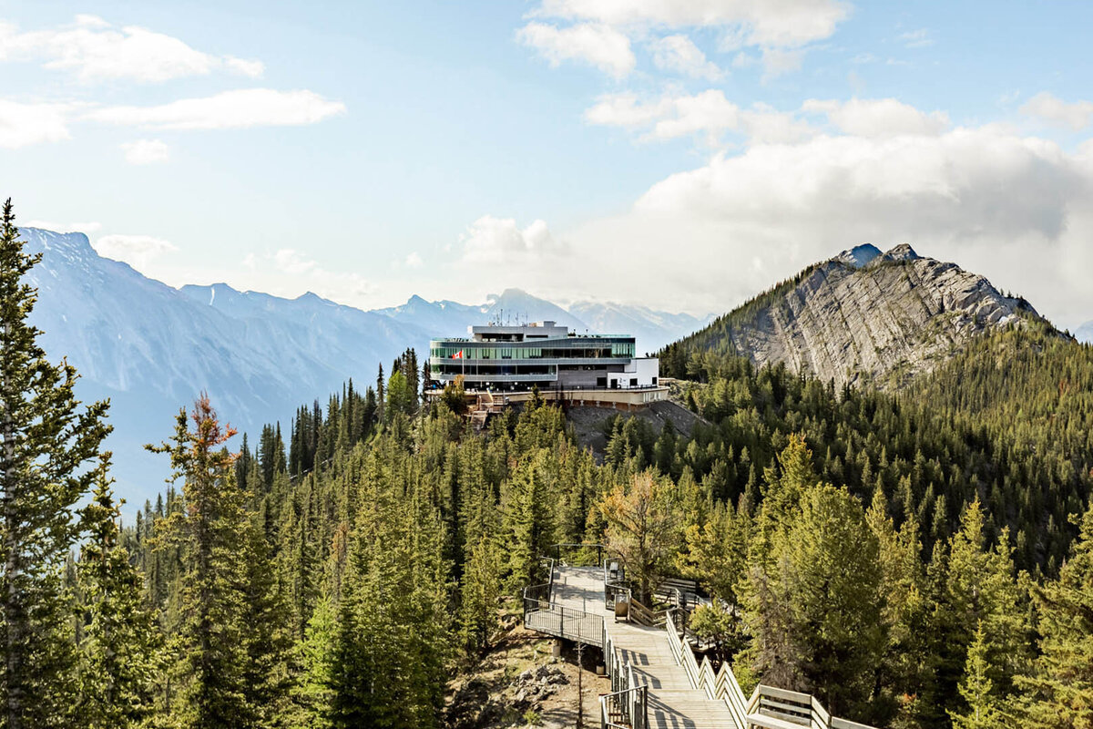 Banff Wedding Venue - Banff Gondola & Sky Bistro-18