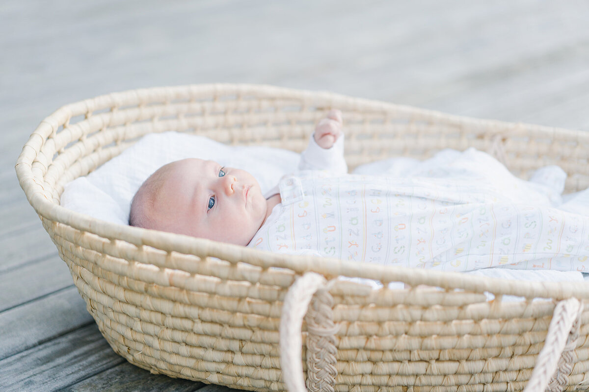 outdoor newborn baby clt nc