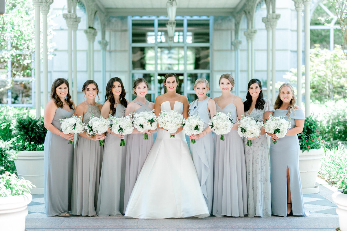 Wedding at the Crescent Court Hotel and Highland Park United Methodist Church in Dallas | Sami Kathryn Photography | DFW Wedding Photographer-69