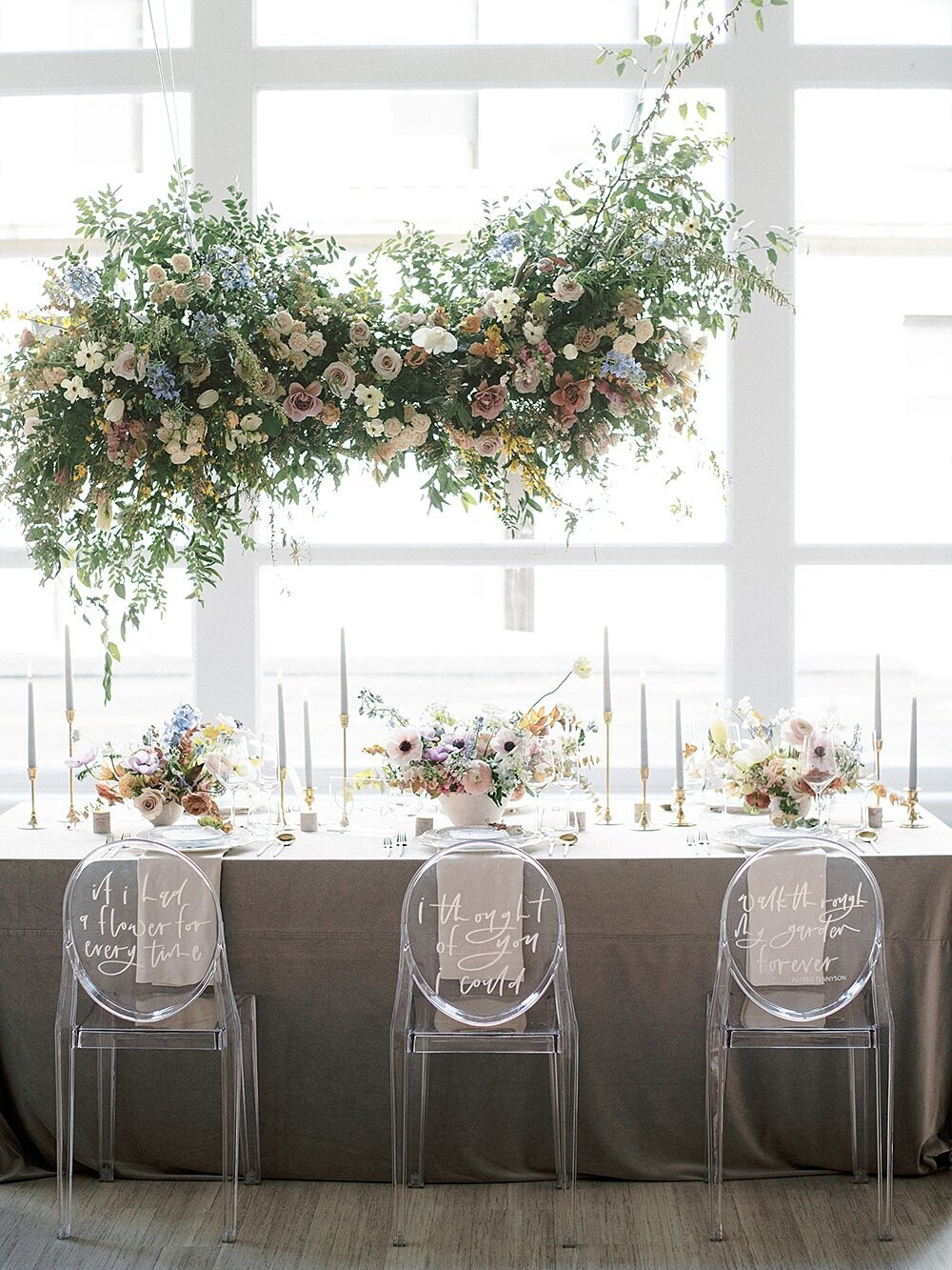 Modern-love-event-leigh-and-mitchell-modern-acrylic-garden-style-hanging-floral-installation-ideas copy