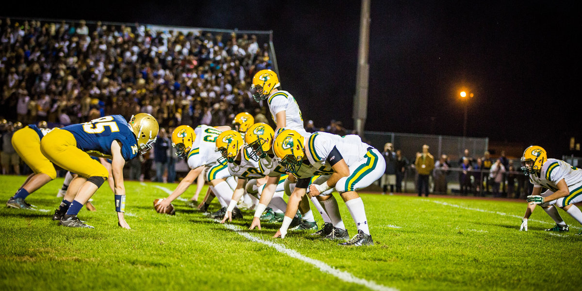 Hall-Potvin Photography Vermont Football Sports Photographer-7