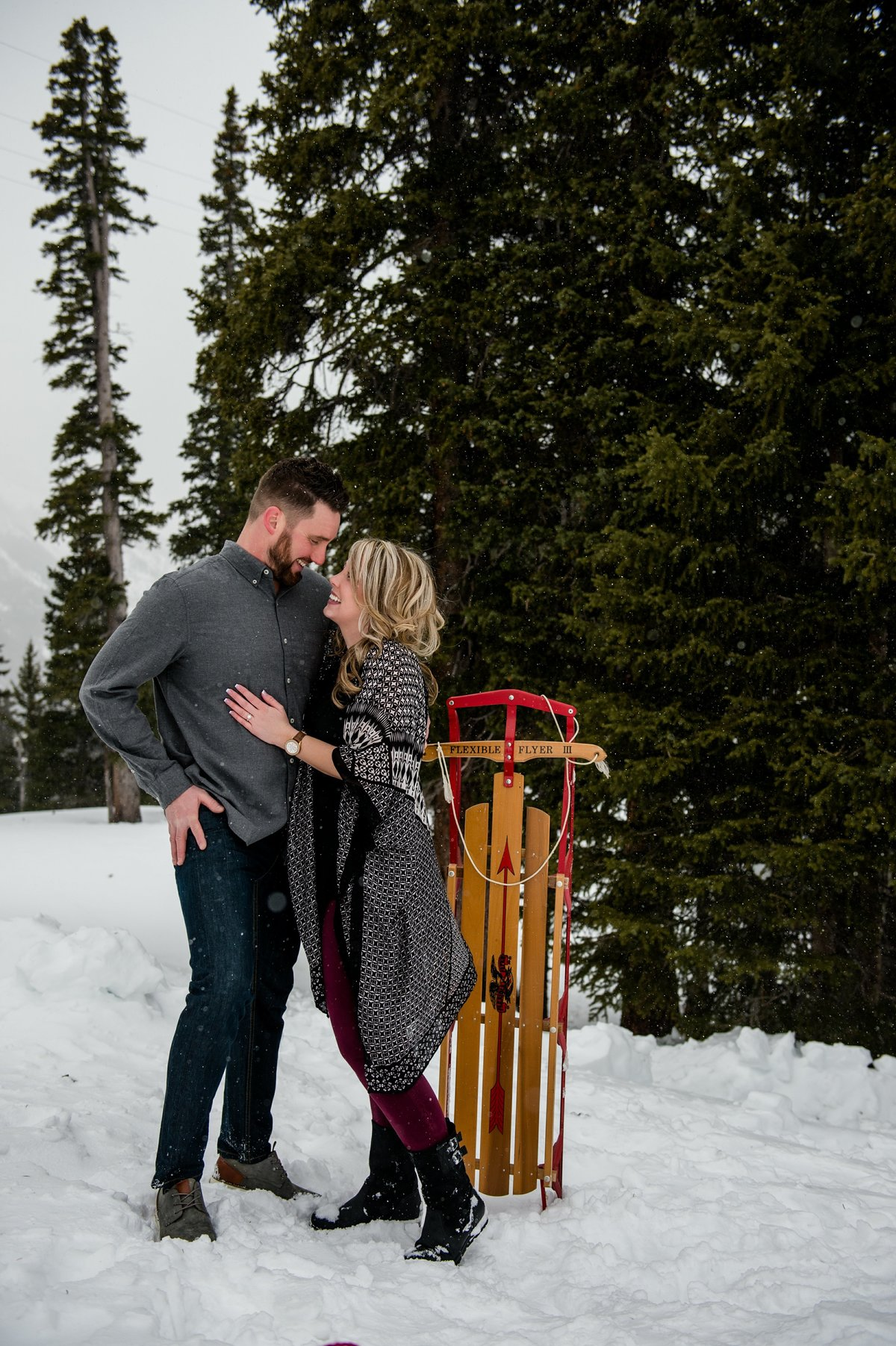 Winter Park, Co Engagement Session-8