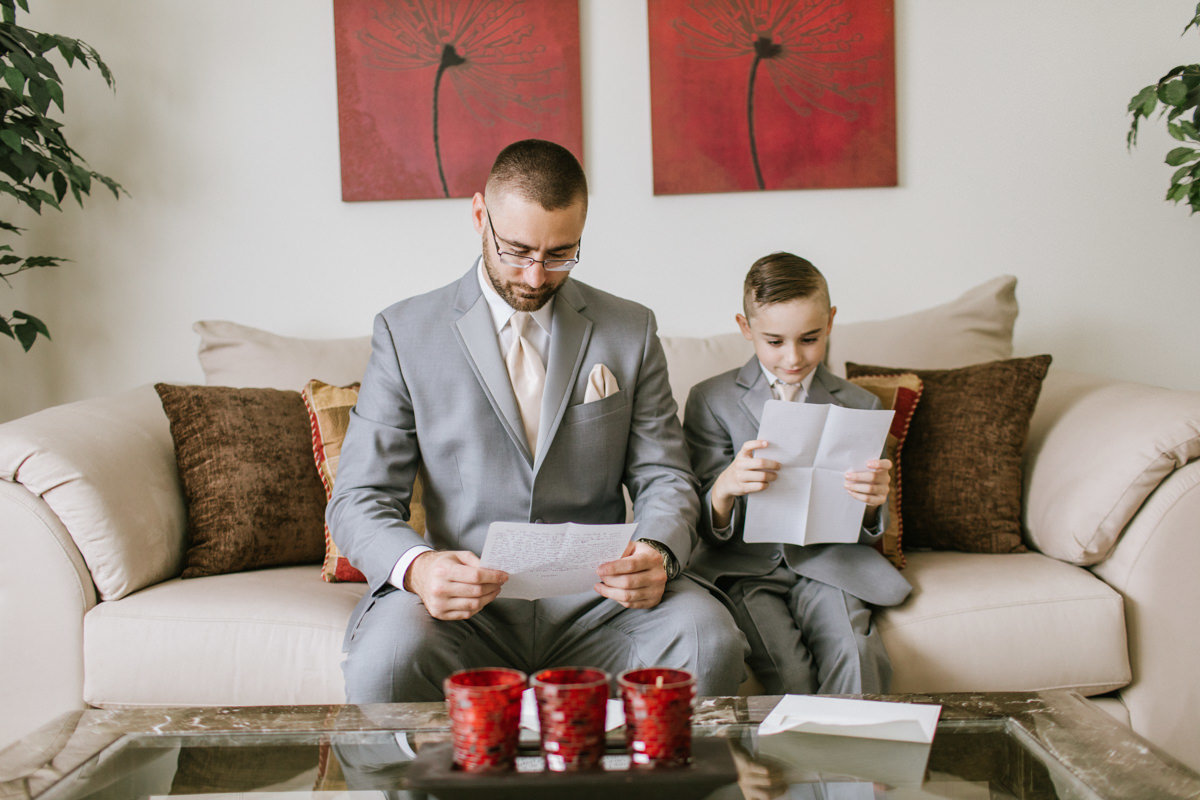 Father-and-son-on-wedding-day
