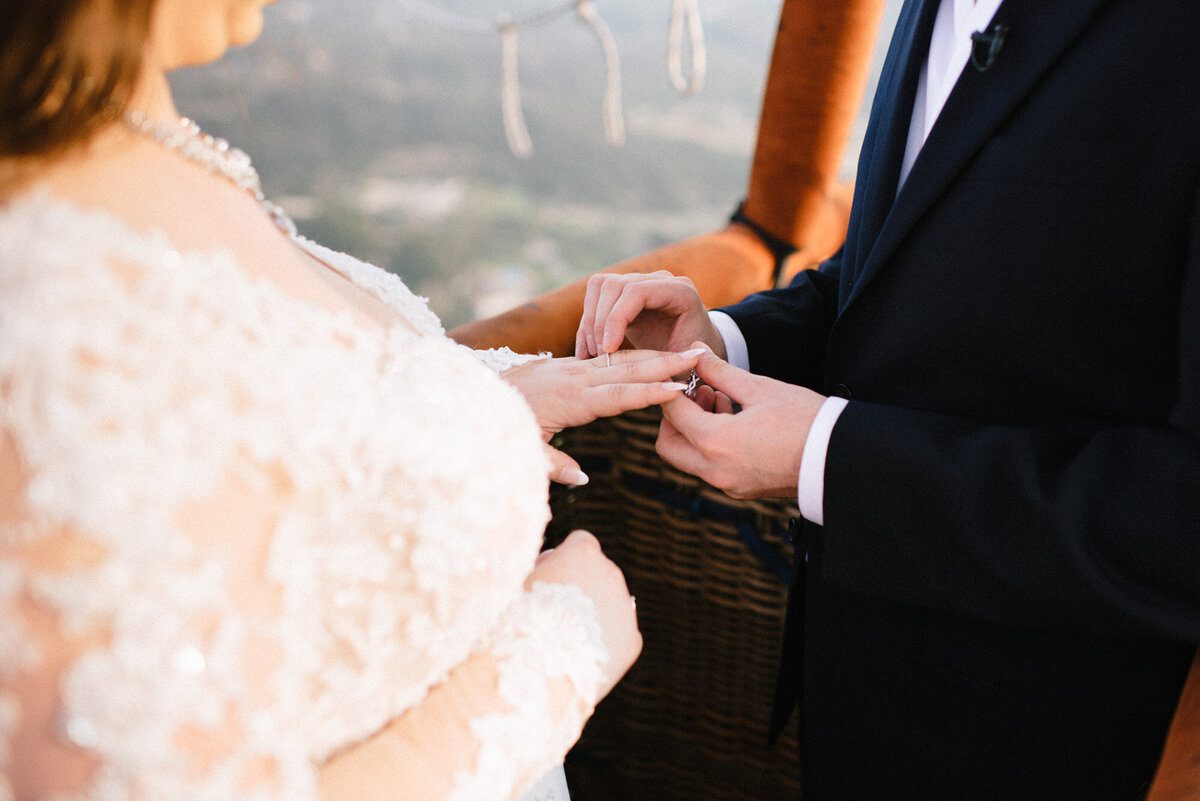 Hot Air Balloon Elopement Marie Monforte Photography-139