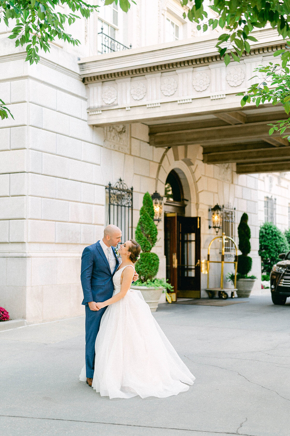 Jennifer Bosak Photography - DC Area Wedding Photography - DC, Virginia, Maryland - Jeanna + Michael - Decatur House Wedding - 20