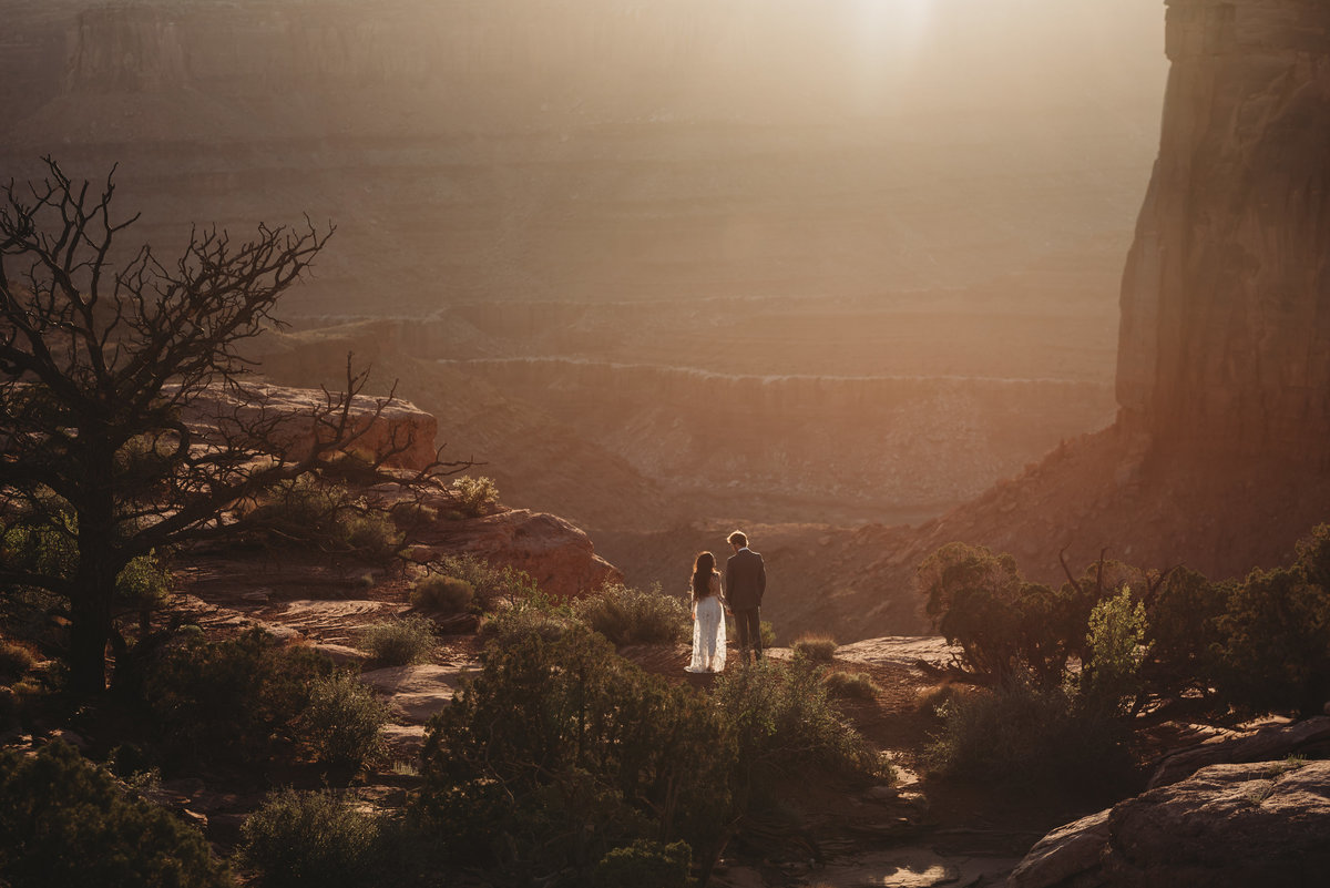 Epic Elopement-Deadhorse Point Utah-Janae Marie Photography1