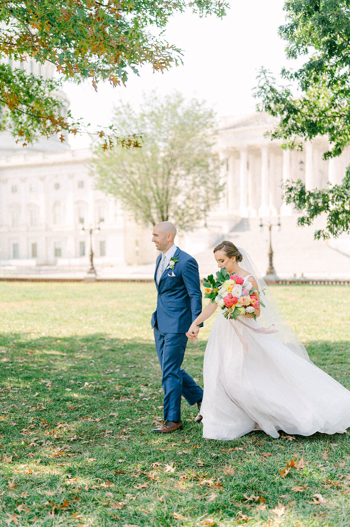 Jennifer Bosak Photography - DC Area Wedding Photography - DC, Virginia, Maryland - Jeanna + Michael - Decatur House Wedding - 15