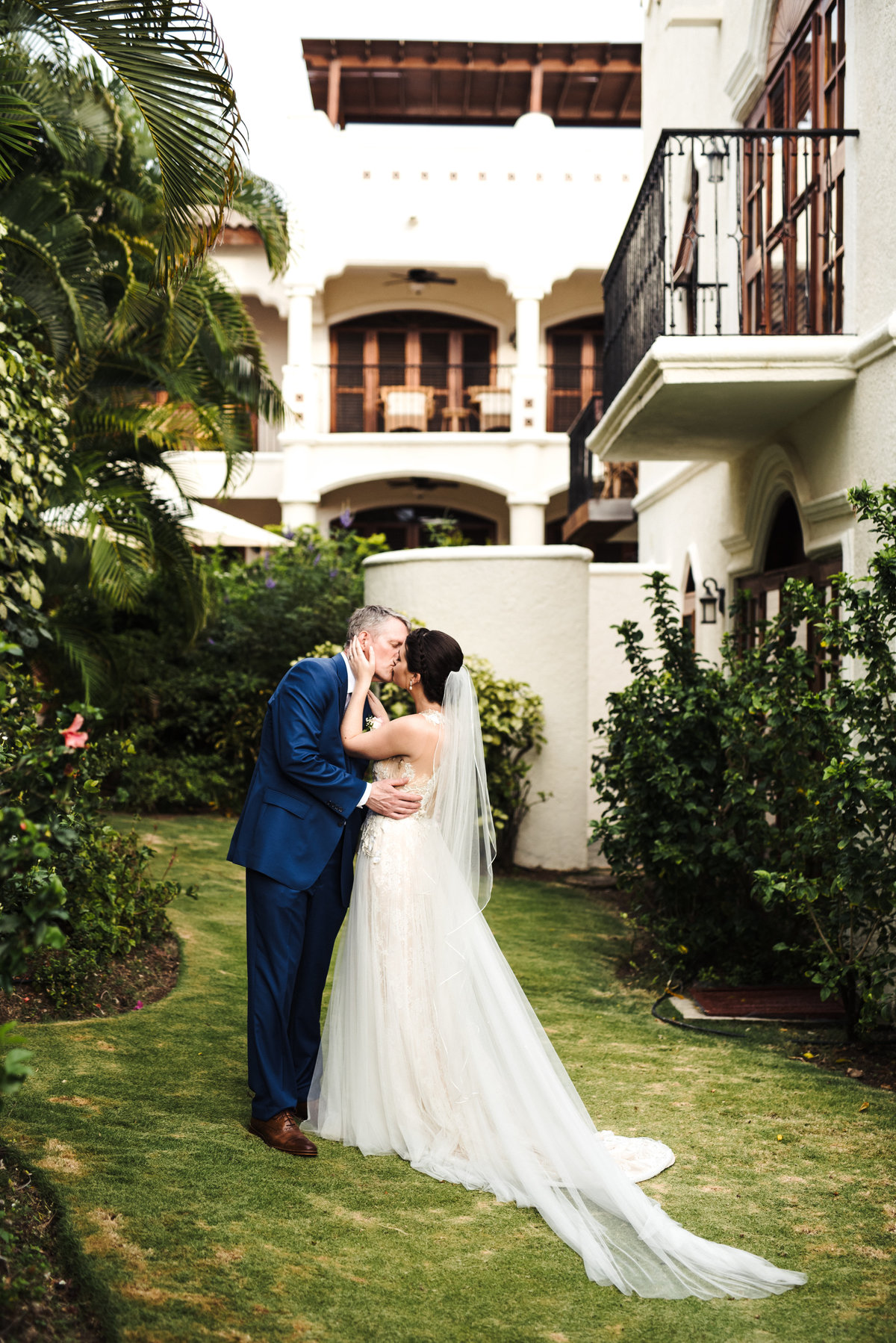 Cap Maison St Lucia Destination Wedding - 186