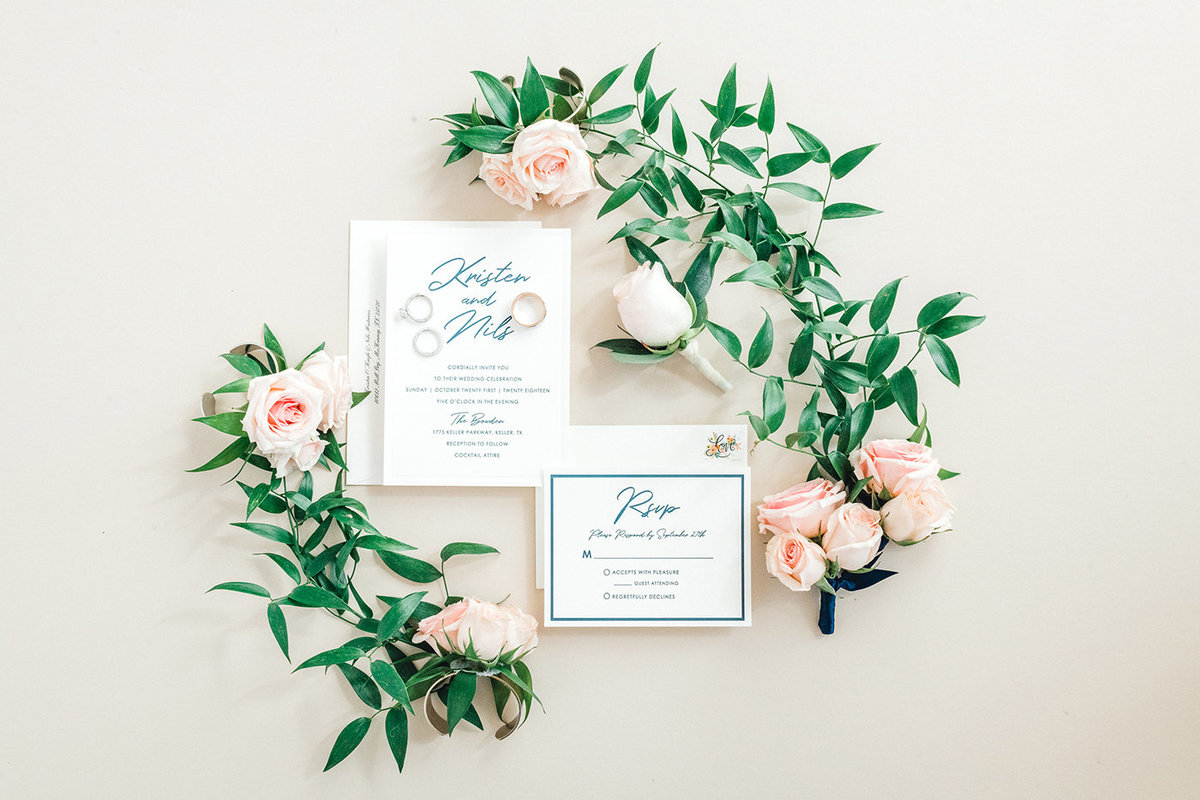 Dallas Wedding Floral Design - A Stylish Soiree - Dallas Wedding Florist - 18