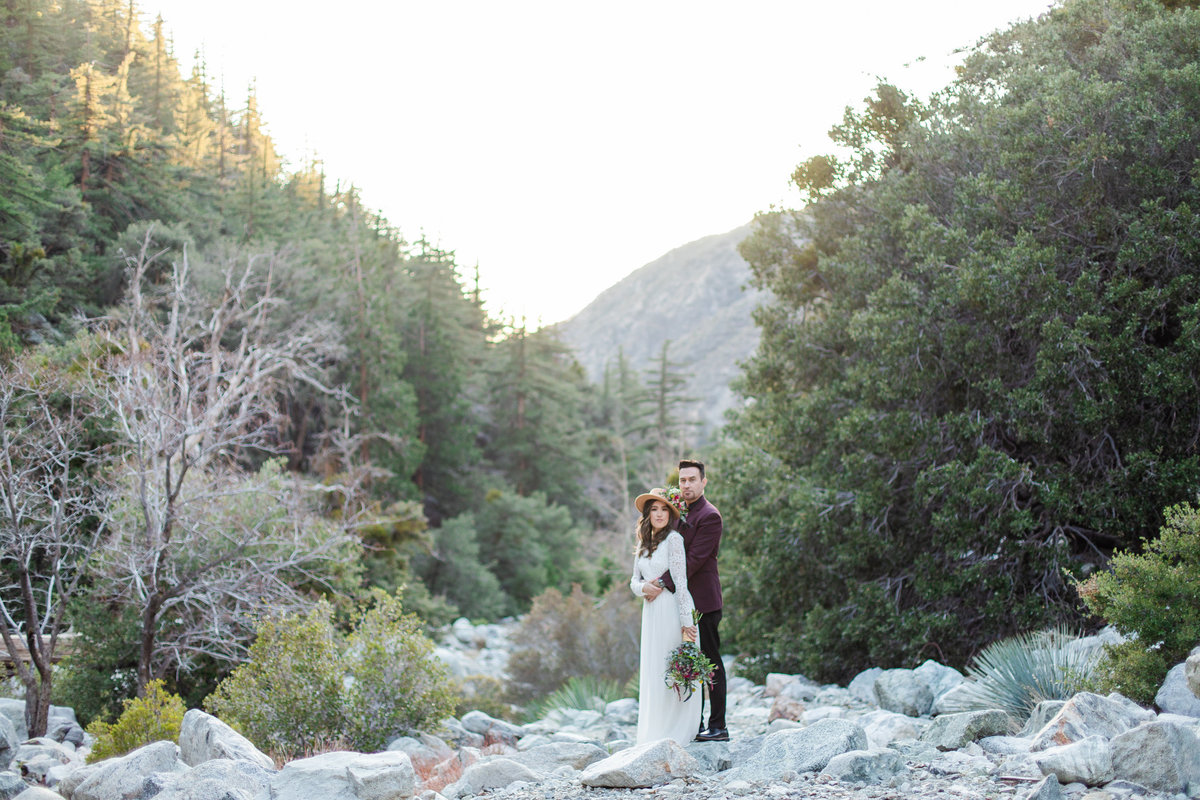 Mt. Baldy Elopement, Mt. Baldy Styled Shoot, Mt. Baldy Wedding, Forest Elopement, Forest Wedding, Boho Wedding, Boho Elopement, Mt. Baldy Boho, Forest Boho, Woodland Boho-40
