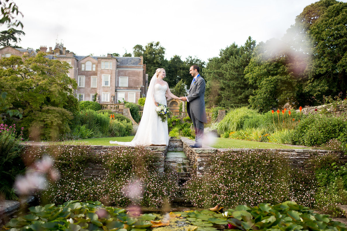 june wedding at hestercombe gardnes in somerset