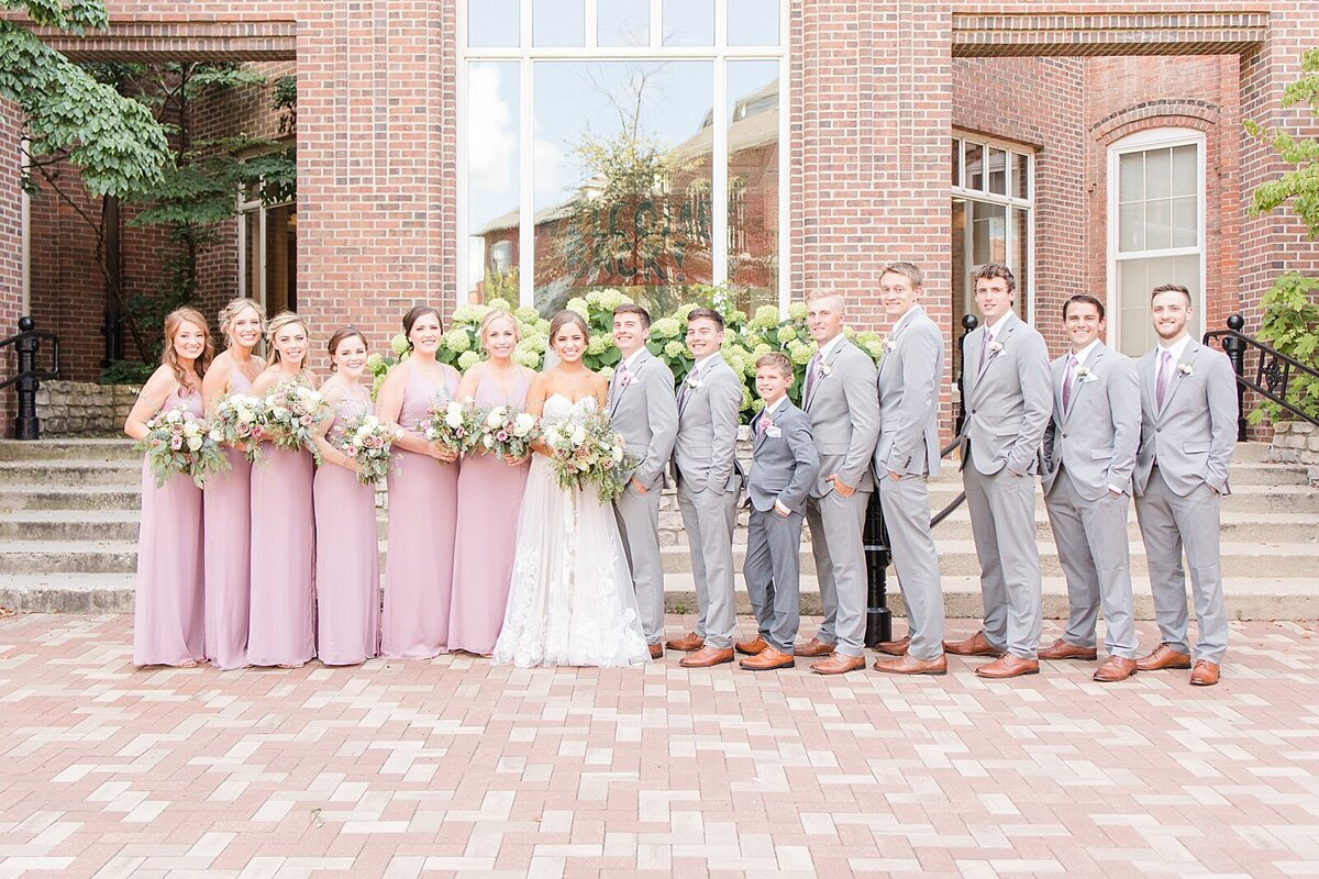 Kara Webster Photography | Meredith & Tyler | University Of Dayton Marriott Wedding Photographer_0051