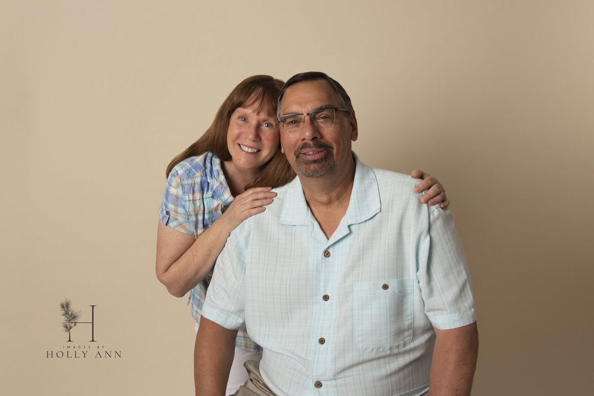 couples studio portrait session glens falls ny