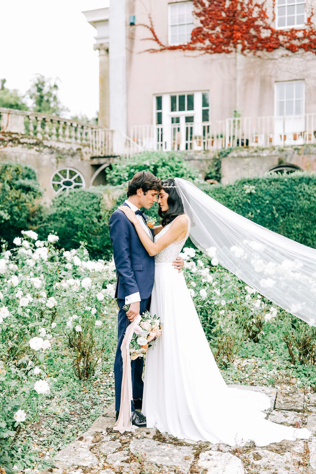 English Country Garden Wedding Inspiration