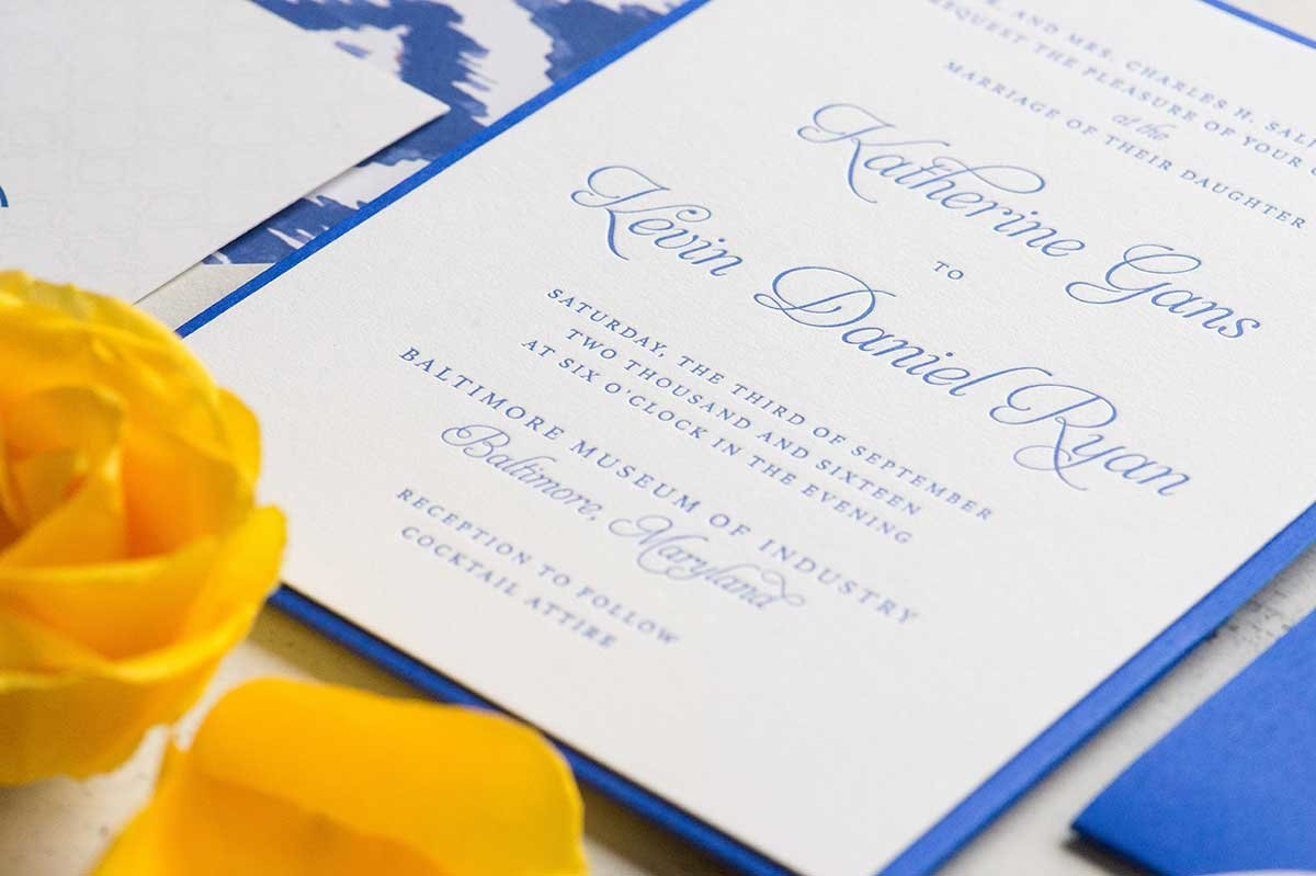 KatieKevin_LetterpressInvitation-Blue-BMI