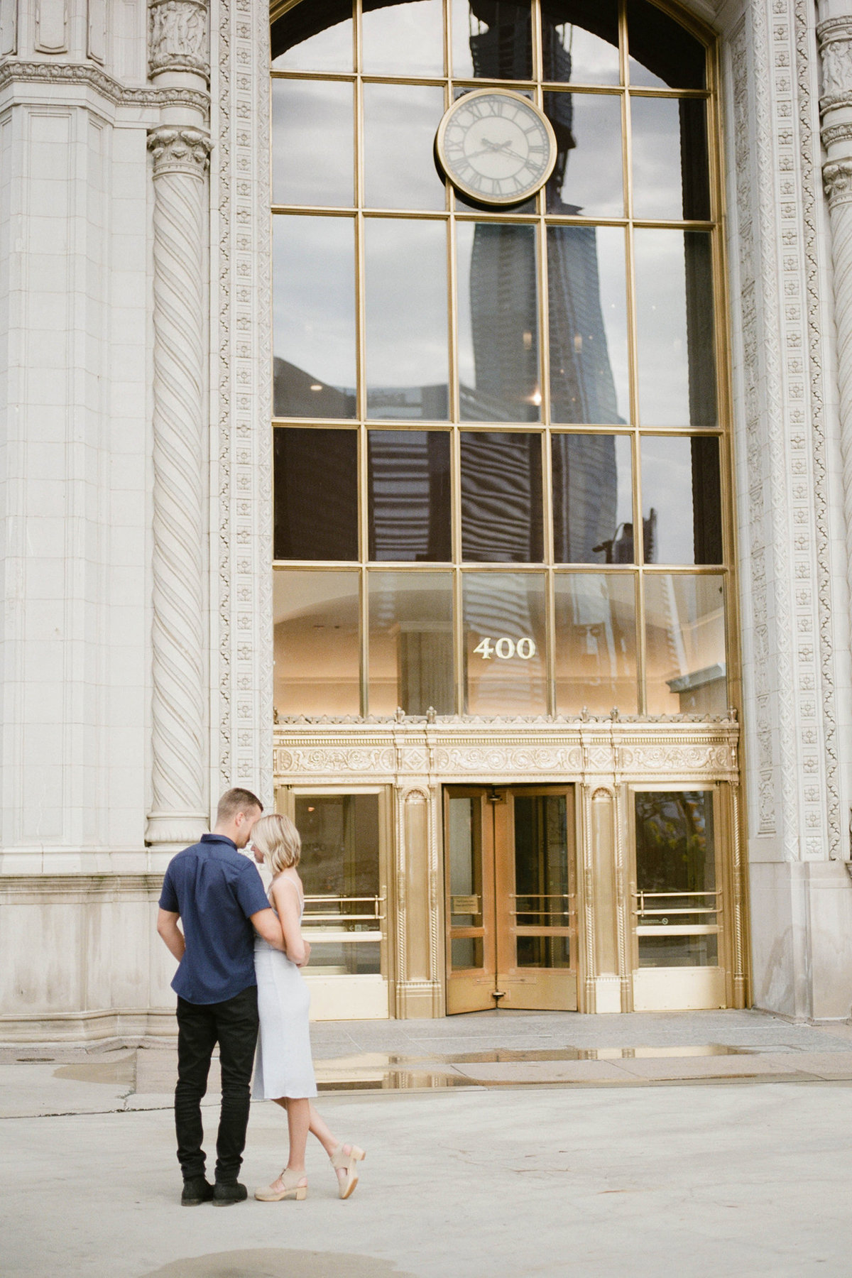 Chicago Wedding Photographer - Fine Art Film Photographer - Sarah Sunstrom - Sam + Morgan - Engagement Session - 25