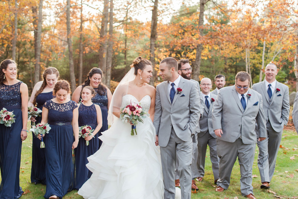 Clay Hill Farm Fall Wedding linda barry photography-26