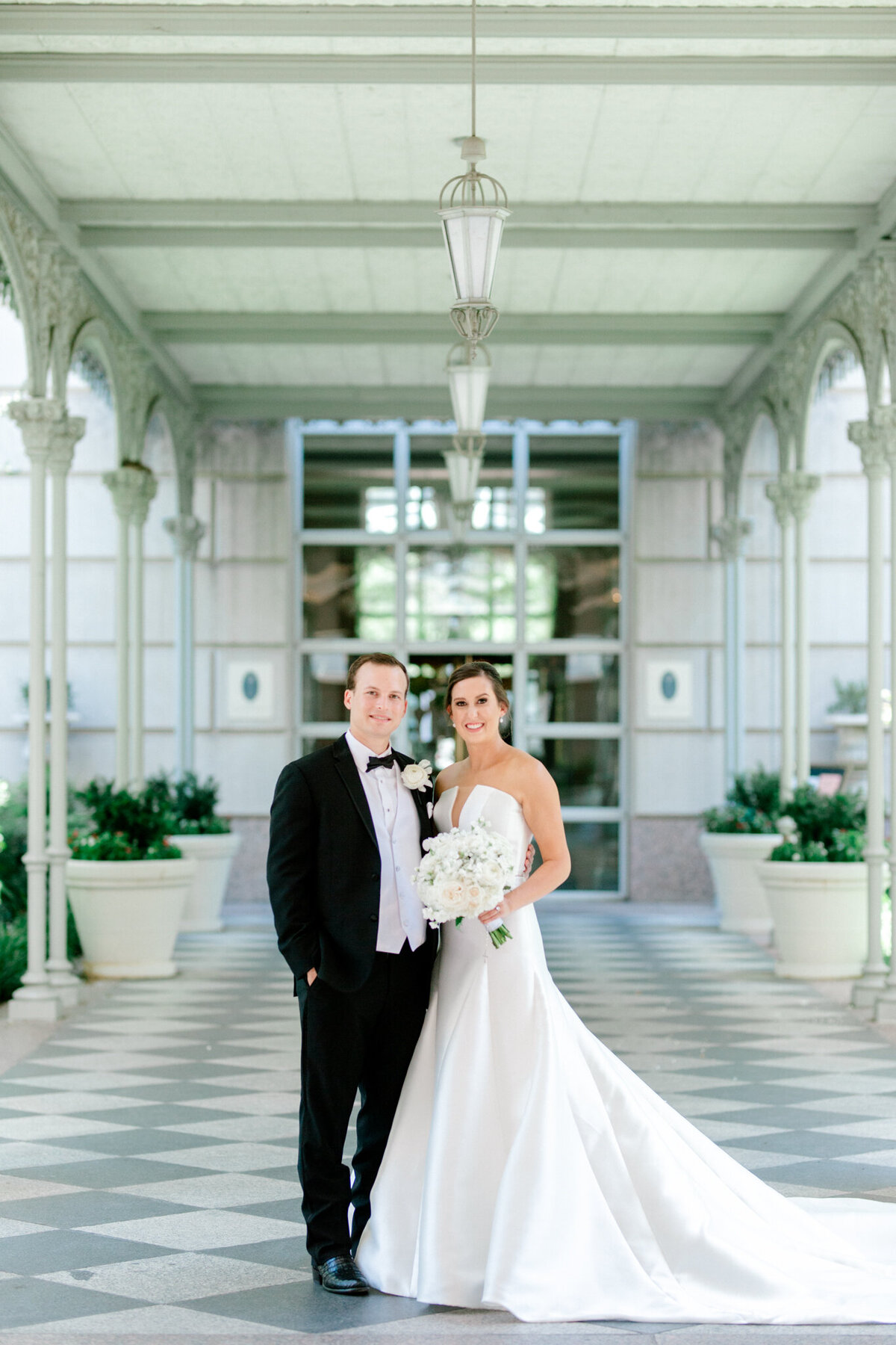 Wedding at the Crescent Court Hotel and Highland Park United Methodist Church in Dallas | Sami Kathryn Photography | DFW Wedding Photographer-58