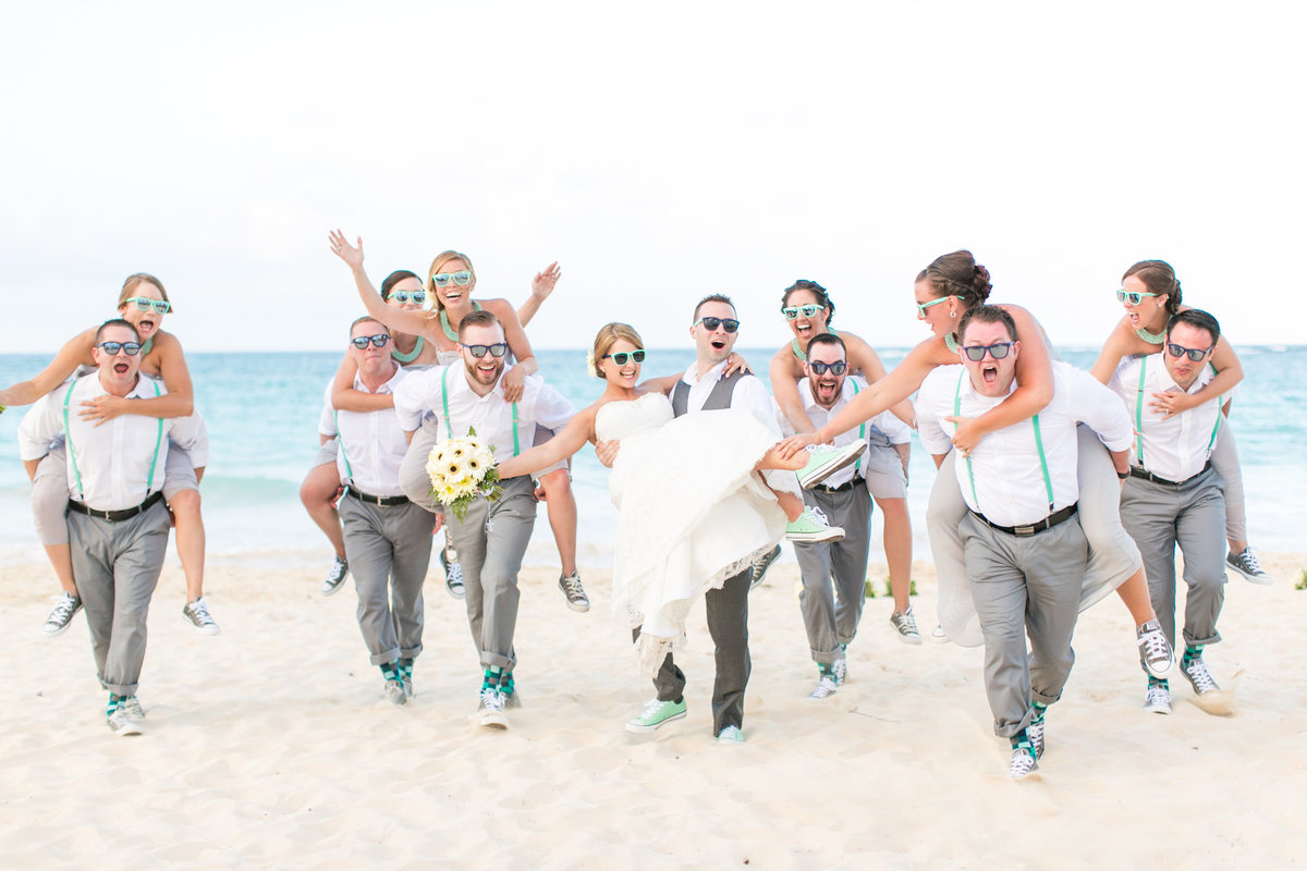 Iberostar Grand Bavaro Punta Cana Destination Wedding Photographer